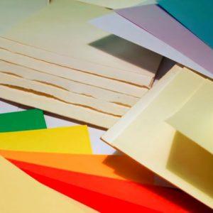 Drobės ir popierius
